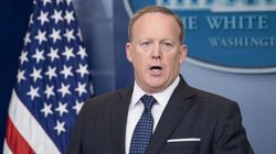 Sean Spicer Says Nothing Useful In First On-Camera Briefing In Over A