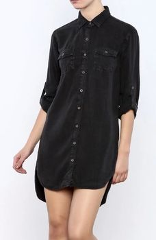 "<a rel=""nofollow"" href=""https://www.shoptiques.com/products/sneak-peek-tencel-shirt-dress"" target=""_blank"">Shop this dress he"