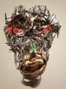 Mask by Calixte Dakpogan