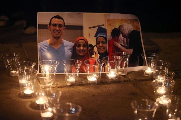 Three young Muslim students, Deah Shaddy Barakat, Yusor Mohammad, and Razan Mohammad Abu-Salha were killed...