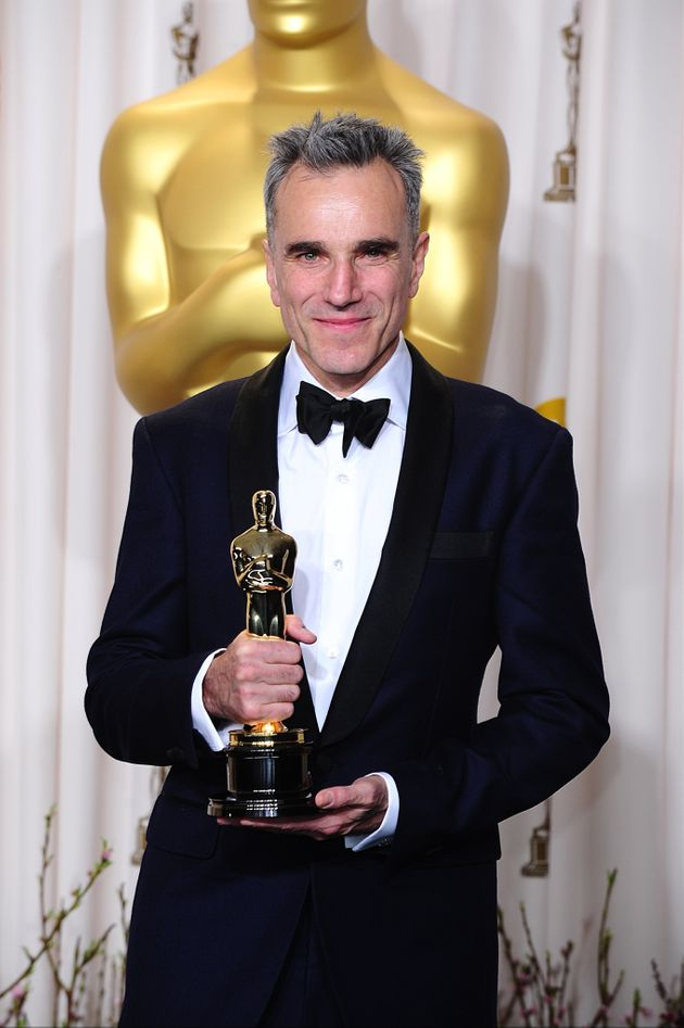 Daniel Day-Lewis is retiring from