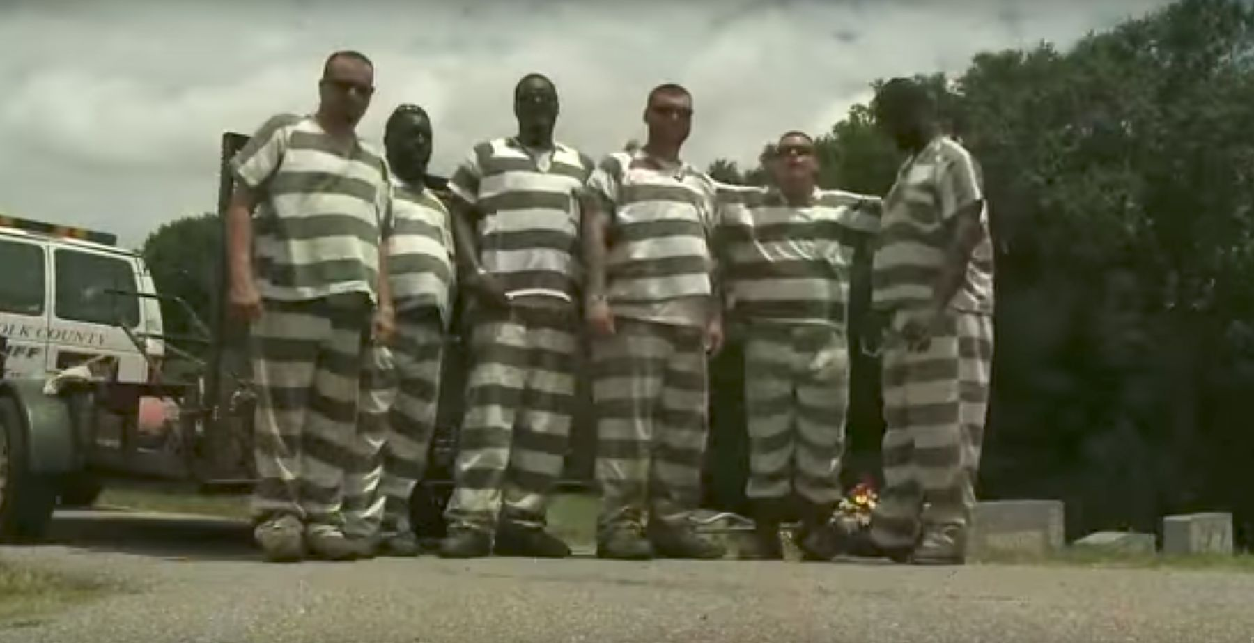 These Inmates Could Have Fled When Their Guard Collapsed. They Saved His Life