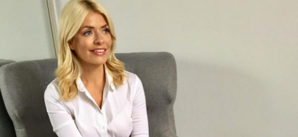 Holly Willoughby Shares Adorable Photo Waking Up Beside One Of Her Kids In Bed