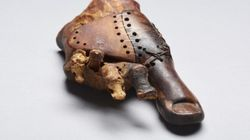 Scientists Are Studying A 3,000-Year-Old Prosthetic Wooden