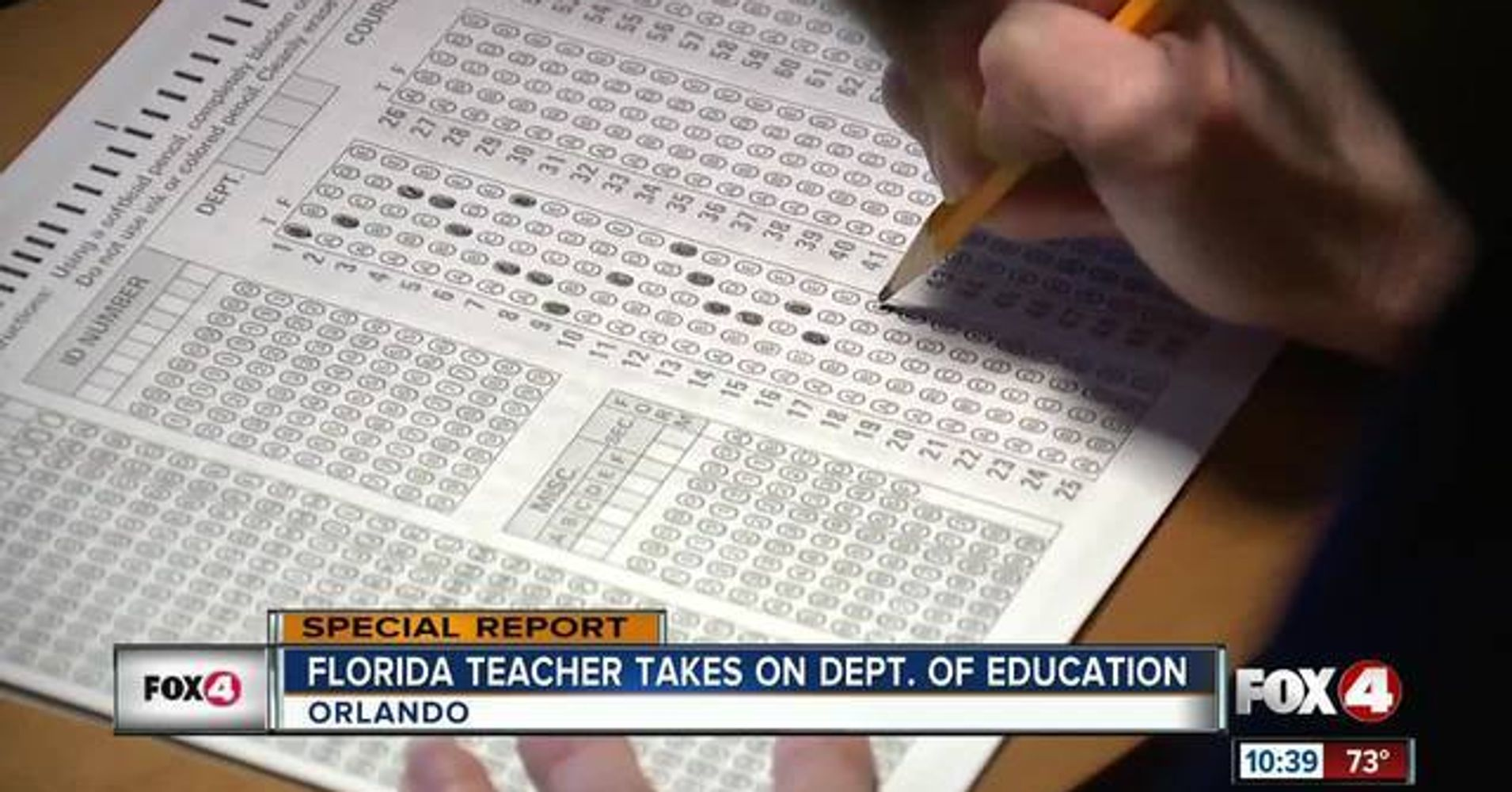 Florida teachers take state ed and pearson to court huffpost 1betcityfo Image collections