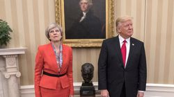 Donald Trump's State Visit To UK Shelved In Queen's Speech