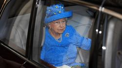 People Think The Queen's Outfit Was Giving Us A Message About The