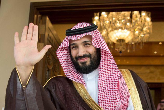 Saudi Arabia's new Crown Prince Mohammed bin