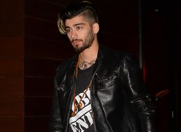 Zayn Malik Describes Being Held At Airport Security For Three Hours In Early Days Of 1D Fame