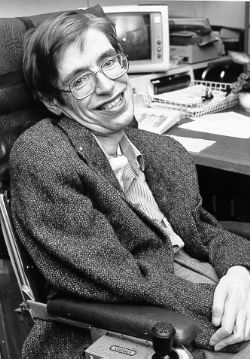 Stephen Hawking is one of several thought leaders to endorse a US price on carbon.