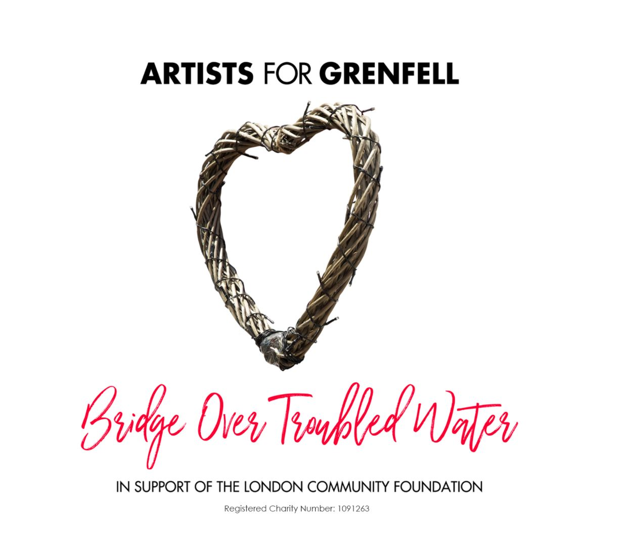 Stars Cover 'Bridge Over Troubled Water' For Grenfell Tower