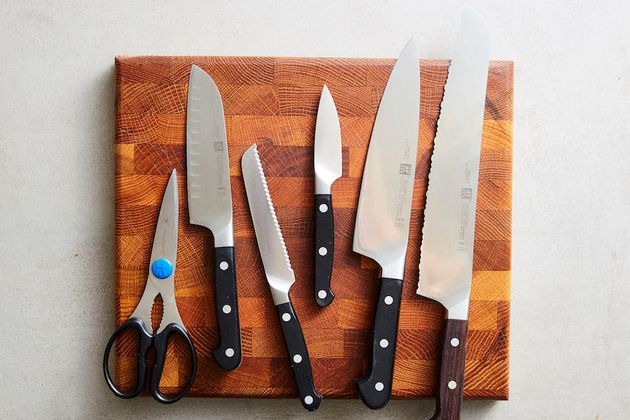 9 Knives Everyone Should Have In The Kitchen Huffpost