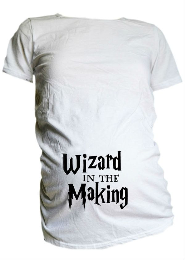 "$27, <a href=""https://www.etsy.com/listing/293026695/harry-potter-maternity-shirt-wizard-in"" target=""_blank"">CutieButtsBoutiq"