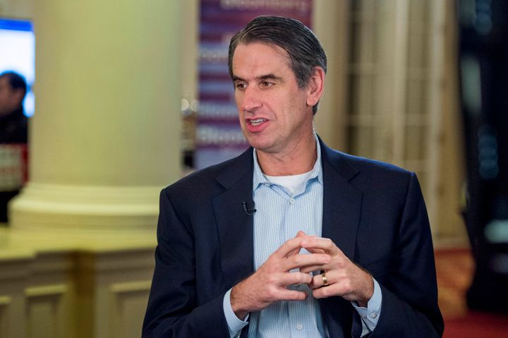 Bill Gurley during an interview in San Francisco on Feb. 11, 2015.