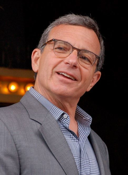 Bob Iger, Chairman/CEO, The Walt Disney Company