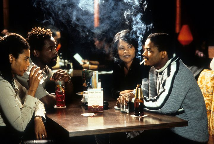 "Nia Long was just 26 years old when ""Love Jones"" premiered on March 14, 1997."
