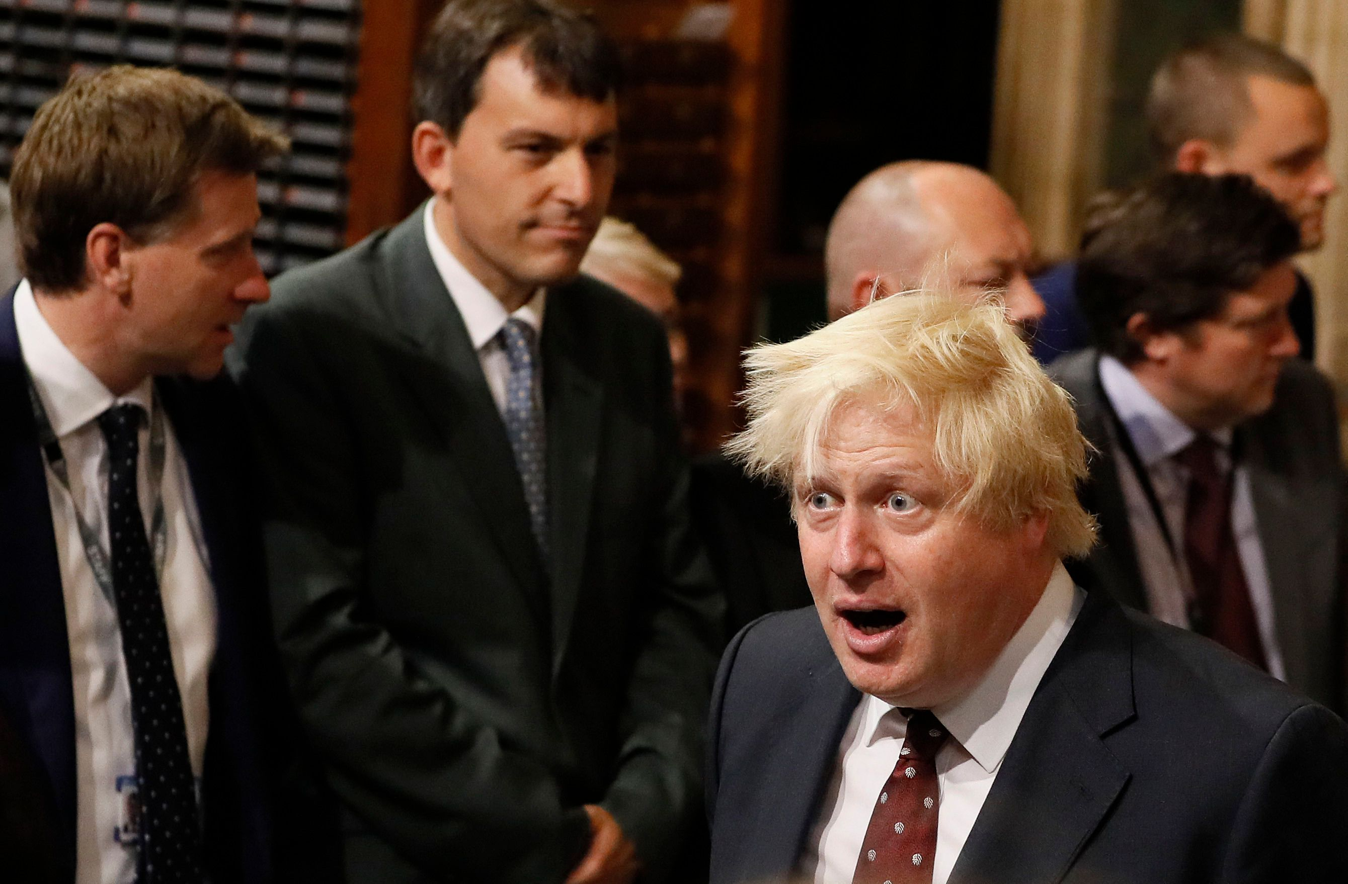 Boris Johnson Blunders His Way Through Painful Interview With Radio 4's Eddie
