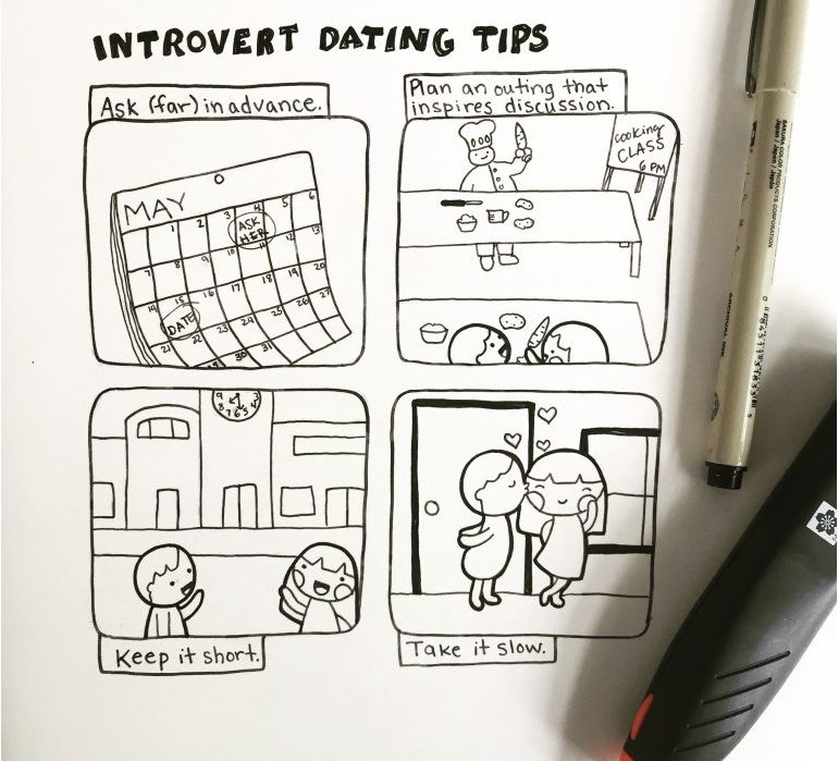 Extroverts are better than introverts and dating