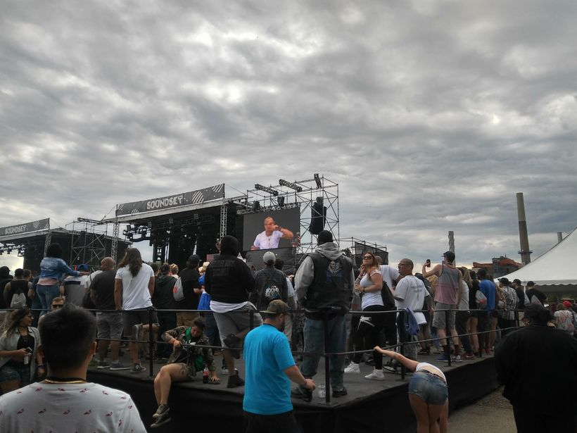 T.I. Performs at Soundset as the fans go wild.