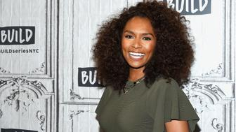 NEW YORK, NY - JUNE 14:  TV host/writer Janet Mock attends the Build Series to discuss her new book 'Surpassing Certainty: What My Twenties Taught Me' at Build Studio on June 14, 2017 in New York City.  (Photo by Ben Gabbe/Getty Images)