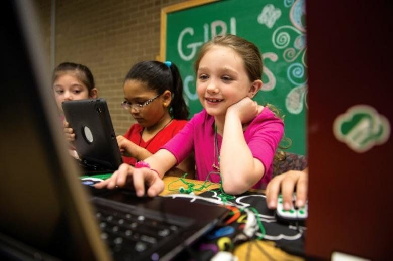 """With the new cybersecurity badges, the Girl Scouts' aim to instill """"a valuable 21st century skill set"""" and help to eliminate barriers to cyber security employment."""