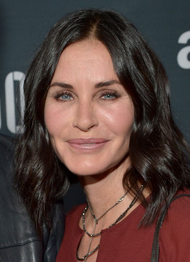 Courteney admitted she had now learned to 'embrace movement' in her