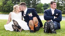 'Heartbroken' Best Man Gatecrashes Couple's Wedding