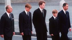 Prince Harry Slams Decision To Make Him Walk Behind Princess Diana's