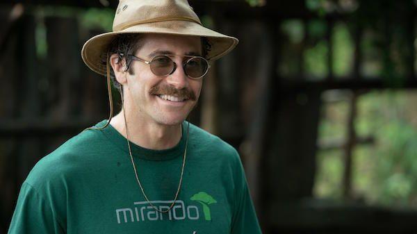 Jake Gyllenhaal as Dr. Johnny Wilcox in Bong Joon-ho's 'Okja'
