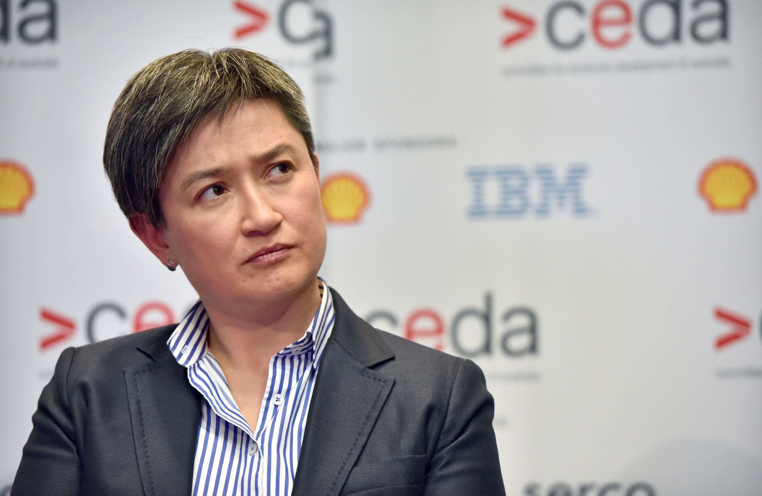 Penny Wong, professional badass and Leader of the Opposition of the Senate in Australia.