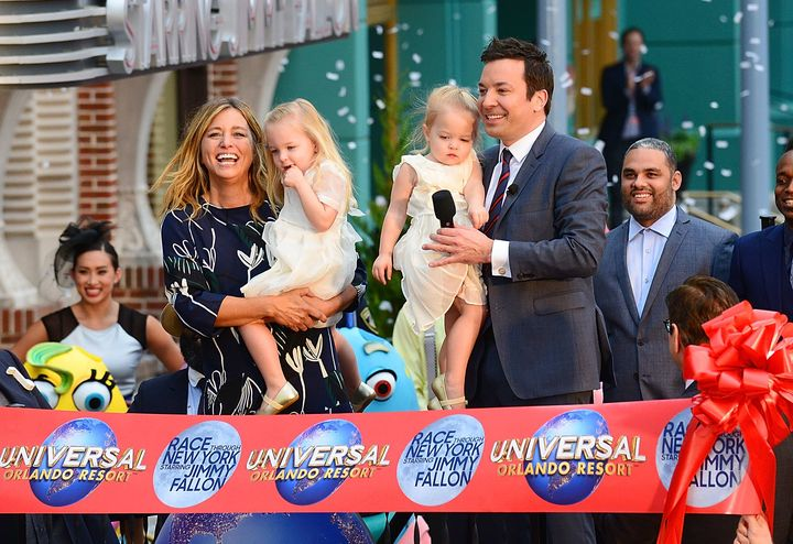 Jimmy Fallon isgetting back in the publishing gamewith another children's book.