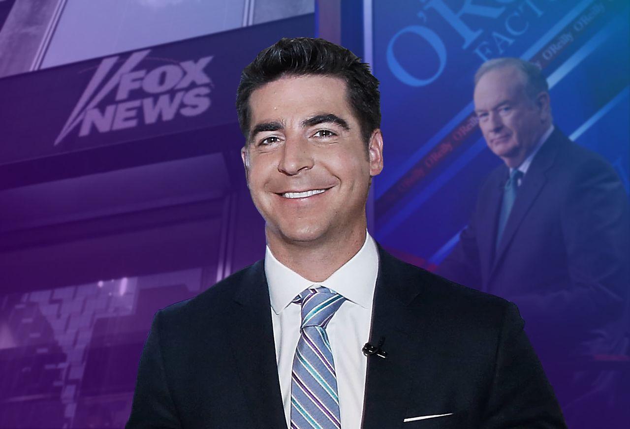 "Fox anchor Jesse Watters hosts ""Watters' World"" on June 9, 2016 in New York City."