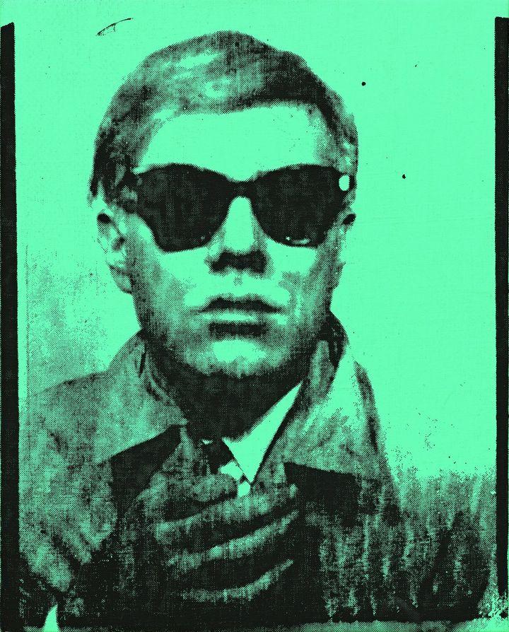 "Andy Warhol,""Self-Portrait,"" 1963-64"