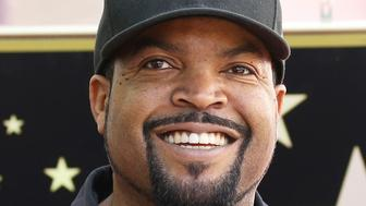 HOLLYWOOD, CA - JUNE 12:  O'Shea Jackson Sr. aka Ice Cube attend the ceremony honoring him with a Star on The Hollywood Walk of Fame held on June 12, 2017 in Hollywood, California.  (Photo by Michael Tran/FilmMagic)