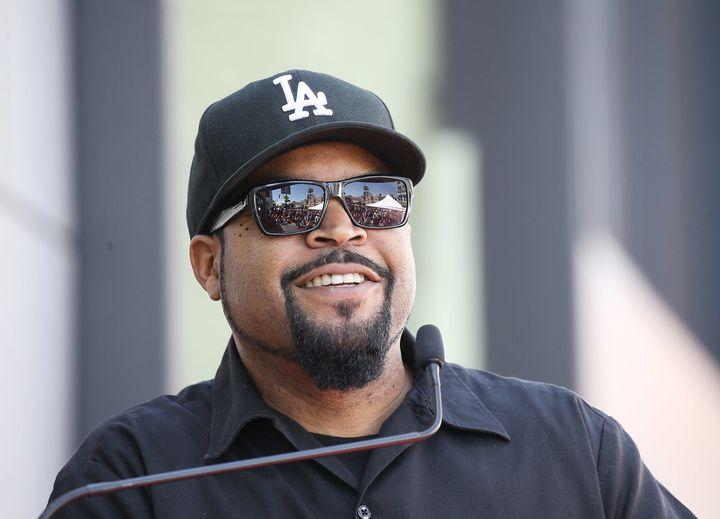 Ice Cube's real name is O'Shea Jackson.