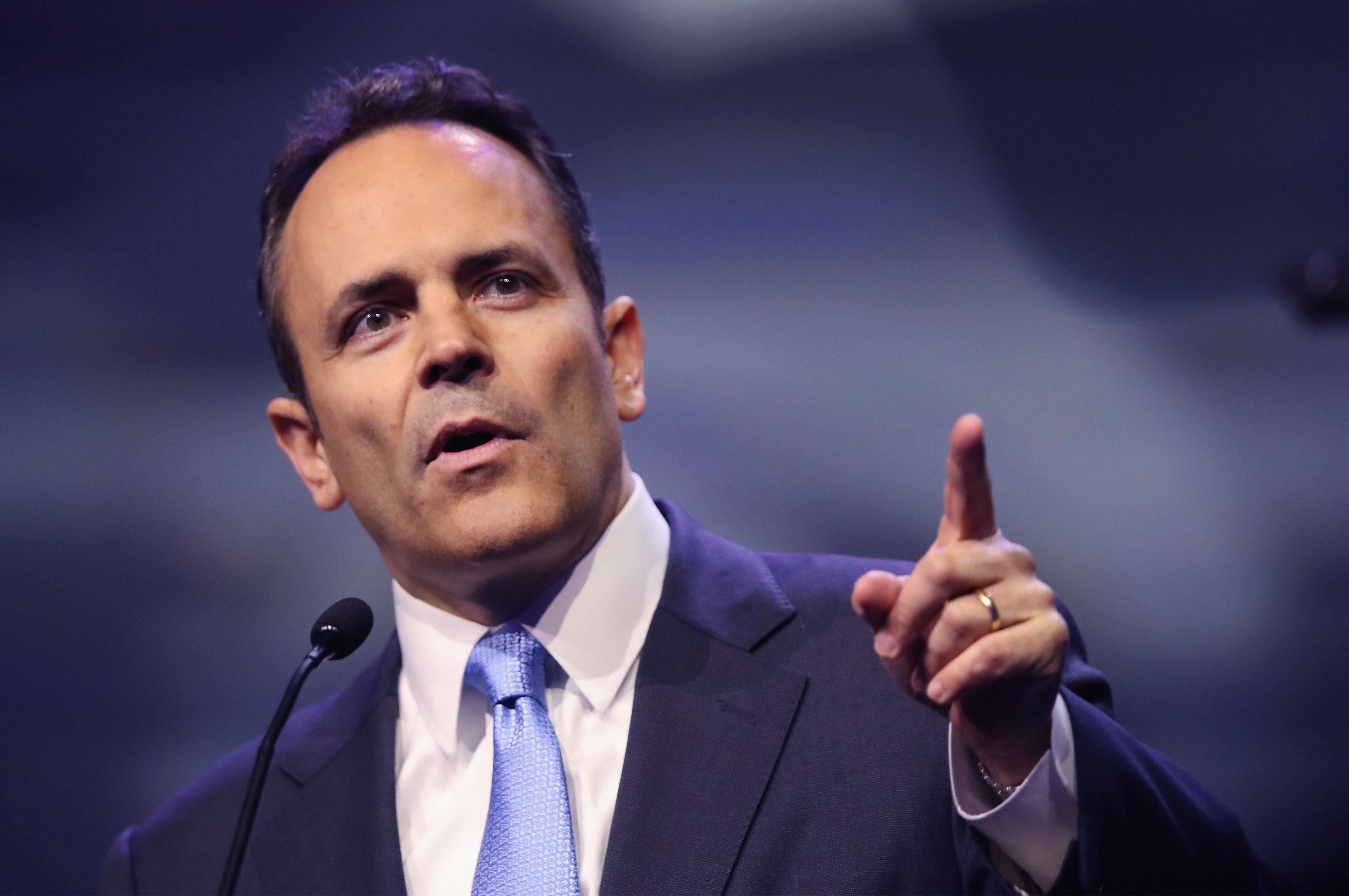 Kentucky Gov. Matt Bevin (R) campaigned on making sweeping changes to the state's ailing pension system.