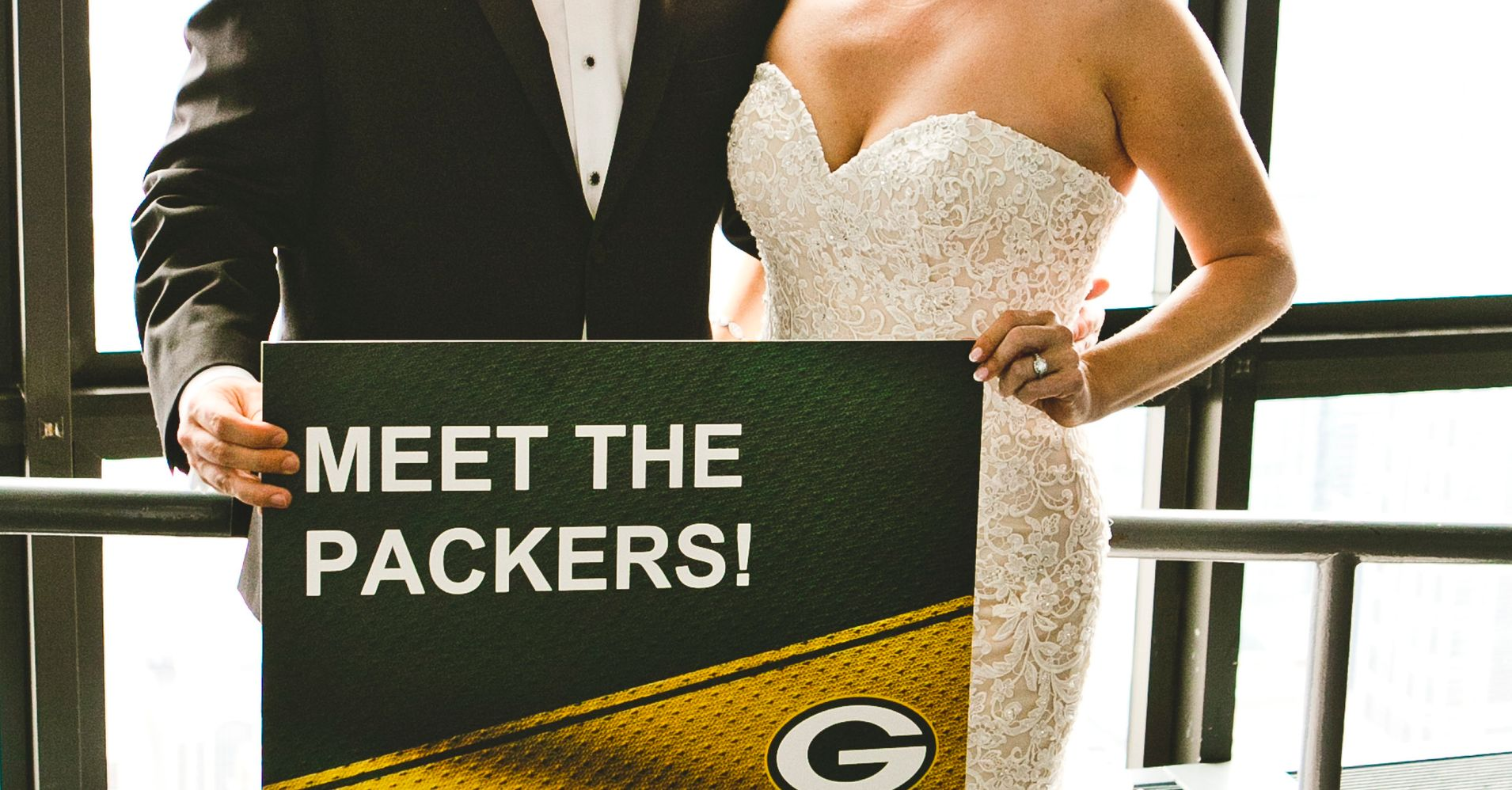 Lifelong Packers Fan Had The Perfect Reason To Take His Wife S Last