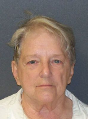 Genene Jones, 66, is pictured in Texas in this undated handout photo obtained by Reuters May 26, 2017.  Texas Department of Criminal Justice/Handout via REUTERS  ATTENTION EDITORS - THIS IMAGE WAS PROVIDED BY A THIRD PARTY. EDITORIAL USE ONLY