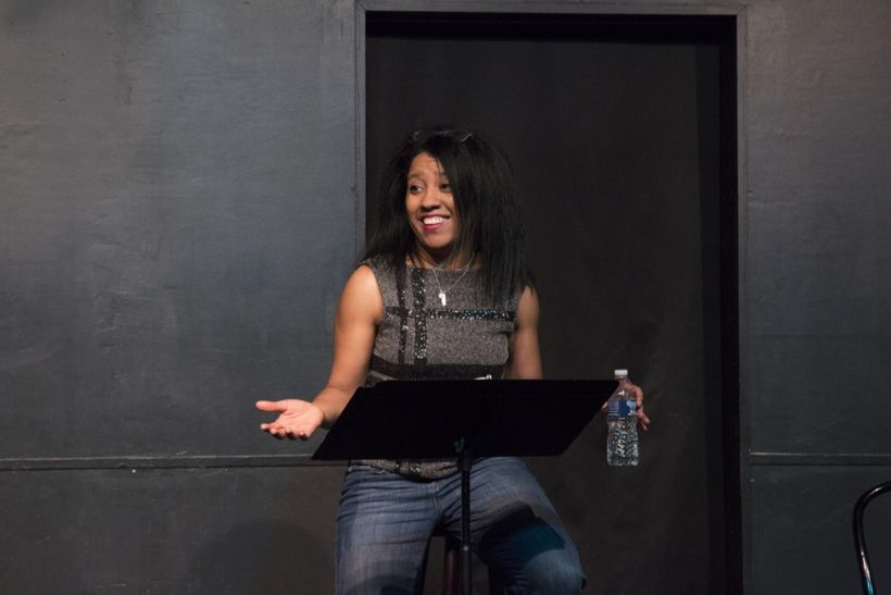 Dionna Griffin-Irons leads diversity and inclusion at Second City.