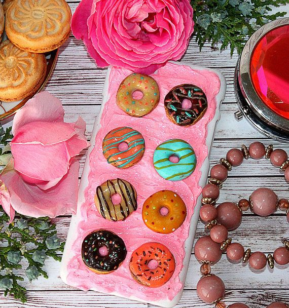 "Buy the <a href=""https://www.etsy.com/listing/515674778/5d-donut-decoden-phone-case-phone-case?&utm_source=google&utm"