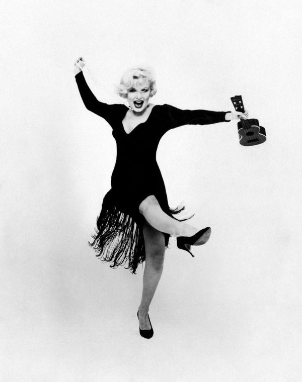 "Orry-Kelly is also responsible for Marilyn Monroe's sexy style in ""Some Like it Hot."""