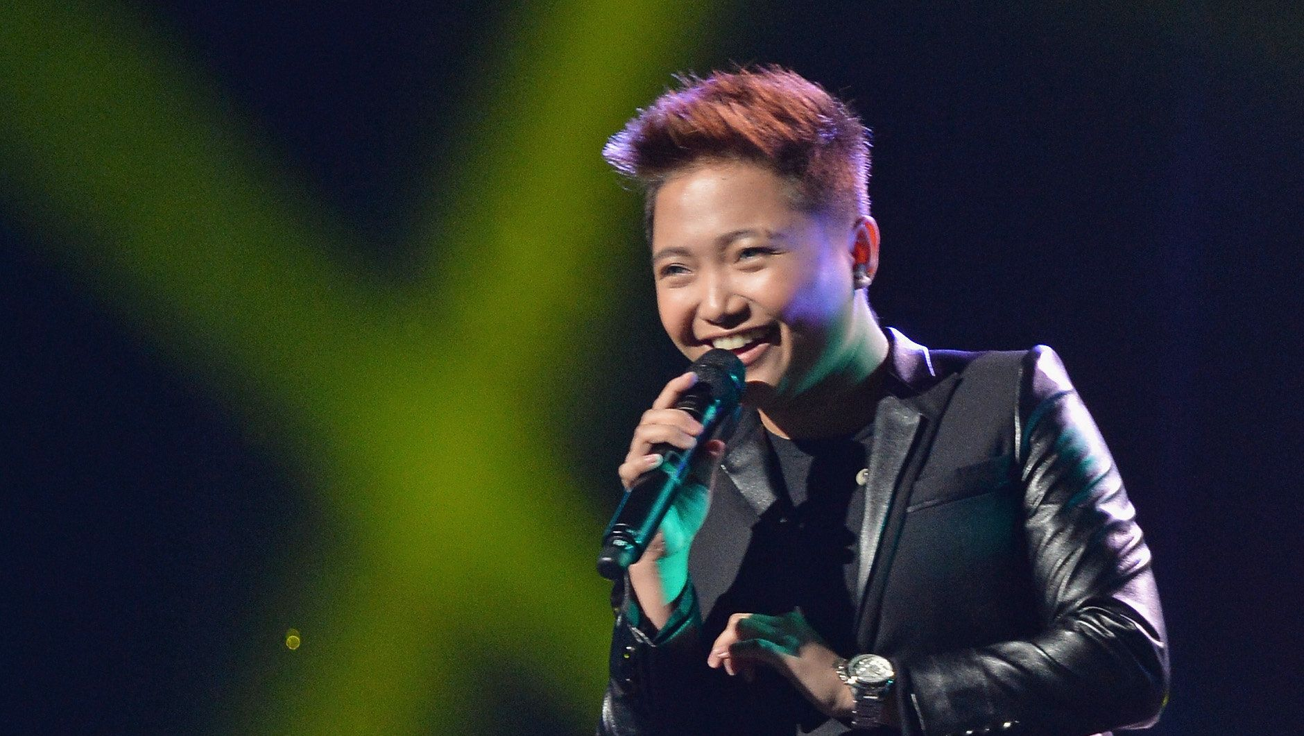 'Glee' Star Charice Pempengco Changes Name to Jake Zyrus