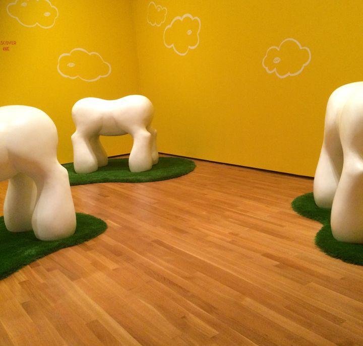 <p>sculpture</p>