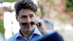 Justin Trudeau's Socks Are On
