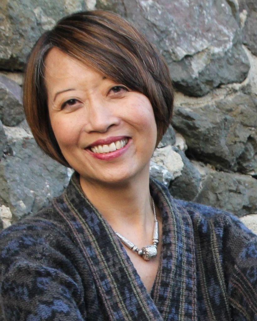 Playwright Jeanne Sakata