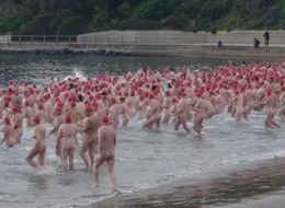 A Nude Swim Ran Out Of Towels And We've Never Seen So Many Bums