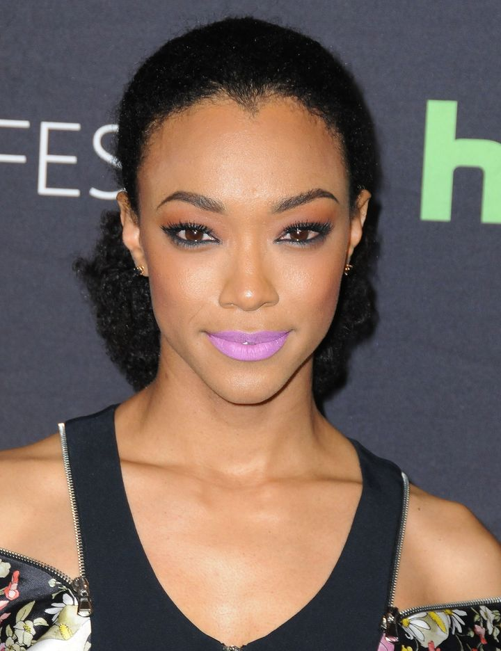 "Sonequa Martin-Green is the lead in a ""Star Trek"" series that takes place before Capt. James T. Kirk and crew roamed the heav"