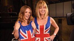 Kate Garraway Channels Ginger Spice In Geri Horner's Iconic Union Jack