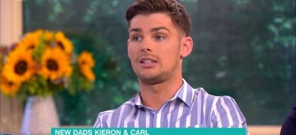 Kieron Richardson Refused To Answer 'Unfair Question' About His Twins On 'This Morning'