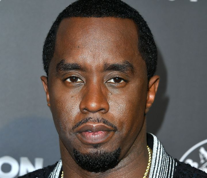 "Sean ""Diddy"" Combs arrives at the Los Angeles Premiere Of ""Can't Stop Won't Stop."""